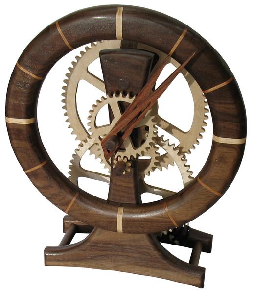 free simple wood clock plans | DIY Woodworking Plans