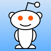 Reddit WP7 App Logo